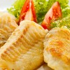 Baccalà fritto alla romana