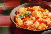 Baccalà al forno con i peperoni
